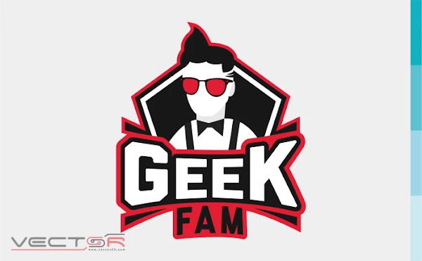Geek Fam Logo - Download Vector File SVG (Scalable Vector Graphics)