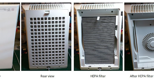 Teardown: Sharp Air Purifier FU-Z31