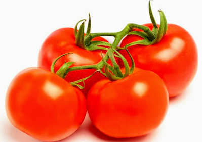 Don't eat tomatoes at night