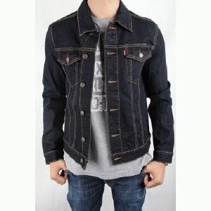 jaket jeans pria murah