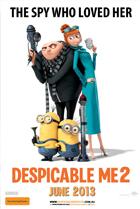 Οι Καλύτερες Ταινίες για Παιδιά 2013 Εγώ, Ο Απαισιότατος 2