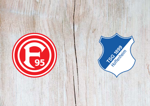 Fortuna Dusseldorf vs Hoffenheim -Highlights 6 June 2020