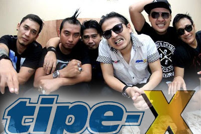 Kumpulan Lagu Tipe-X terbaru DOWNLOAD MP3 lengkap