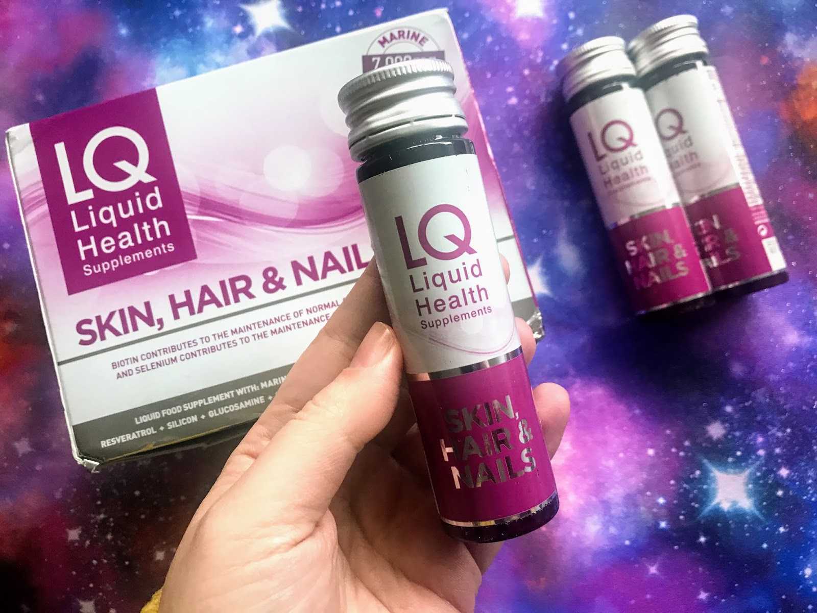 LQ Liquid Health Skin, Hair and Nails Supplements | Review