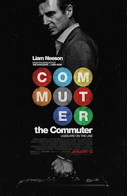 The Commuter 2018 English 720p BRRip ESubs 1GB