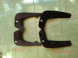 Mud Guard Honda HRV