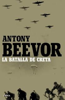 La batalla de Creta Antony Beevor