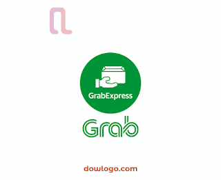 Logo GrabExpress Vector Format CDR, PNG