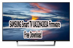 SAMSUNG Smart TV UA32H4303A Firmware Free Download