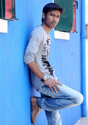 Dhanush Simpal look image