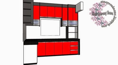 Kabinet Dapur dari Bumi Paradise Furniture