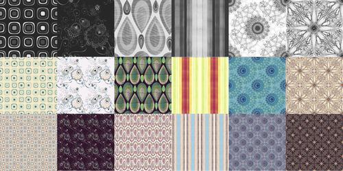 My Sims 3 Blog New Patterns By Rabenbaeckchen