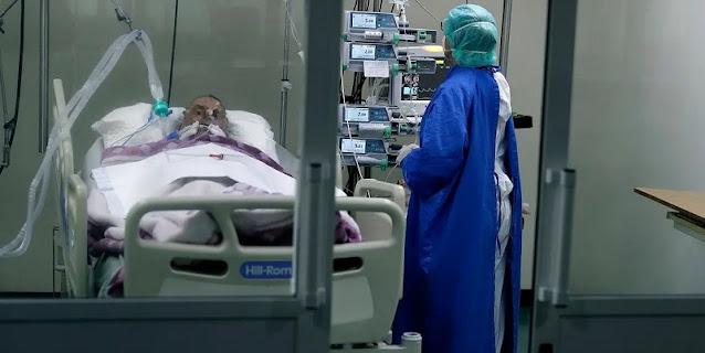 Kibarkan Bendera Putih, Lebanon Akui Tak Sanggup Hadapi Pandemi Covid-19