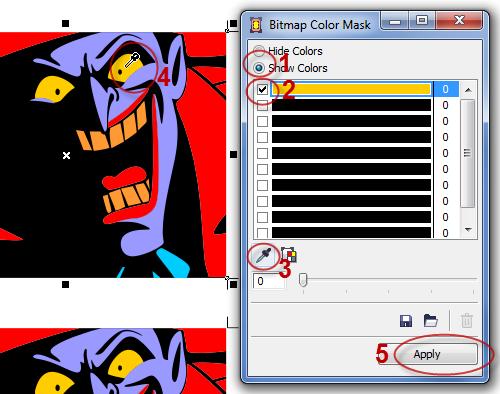 Memisahkan Warna dengan Corel Draw | Tutorial Komputer ...