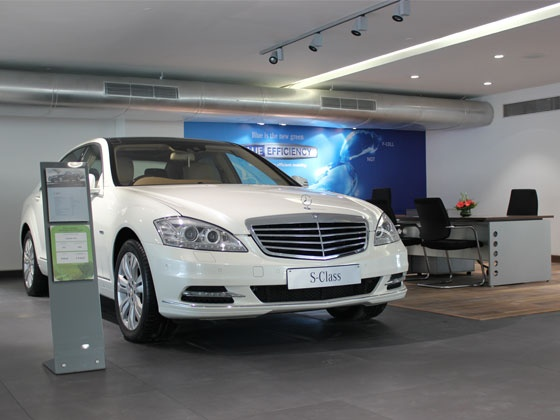 Mercedes Benz Opens Exclusive Showroom In West Delhi Wheel O Mania