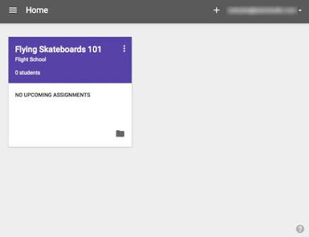 كيفية إنشاء فصل دراسي في Google Classroom
