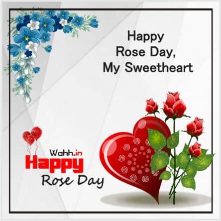 Rose Day Status HINDI
