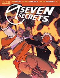 Seven Secrets Comic