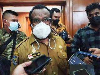 Sekda Prov Papua : Menumpas Teroris KKB Perlu ada Kerjasama TNI-Polri dan Masyarakat