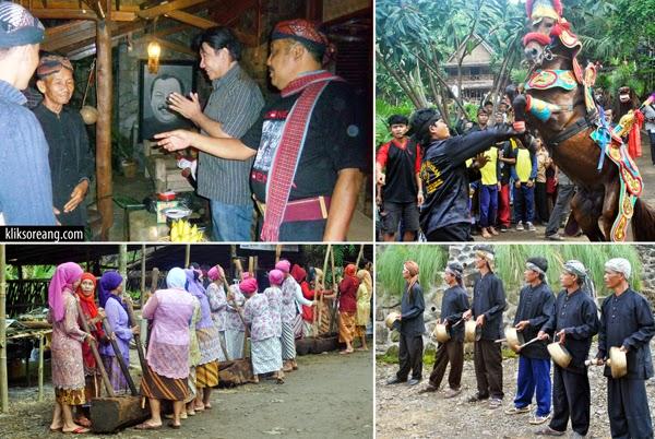 Guruh Sukarno Putra Hadir di Perhelatan Festival Budaya Masyarakat Adat (FBMA) Jabar