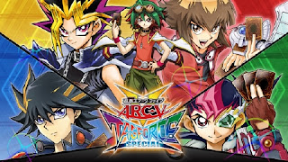 Download Game Yu-Gi-Oh ! ARC-V Tag Force Special Full English Patched