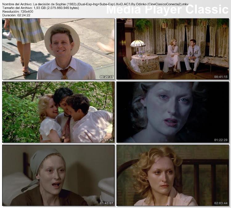 Imagenes / Secuencias: La decisión de Sophie | 1982  | Sophie's Choice