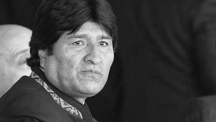 """Evo Morales: """"Yo no estoy preparado para irme a casa"""""""
