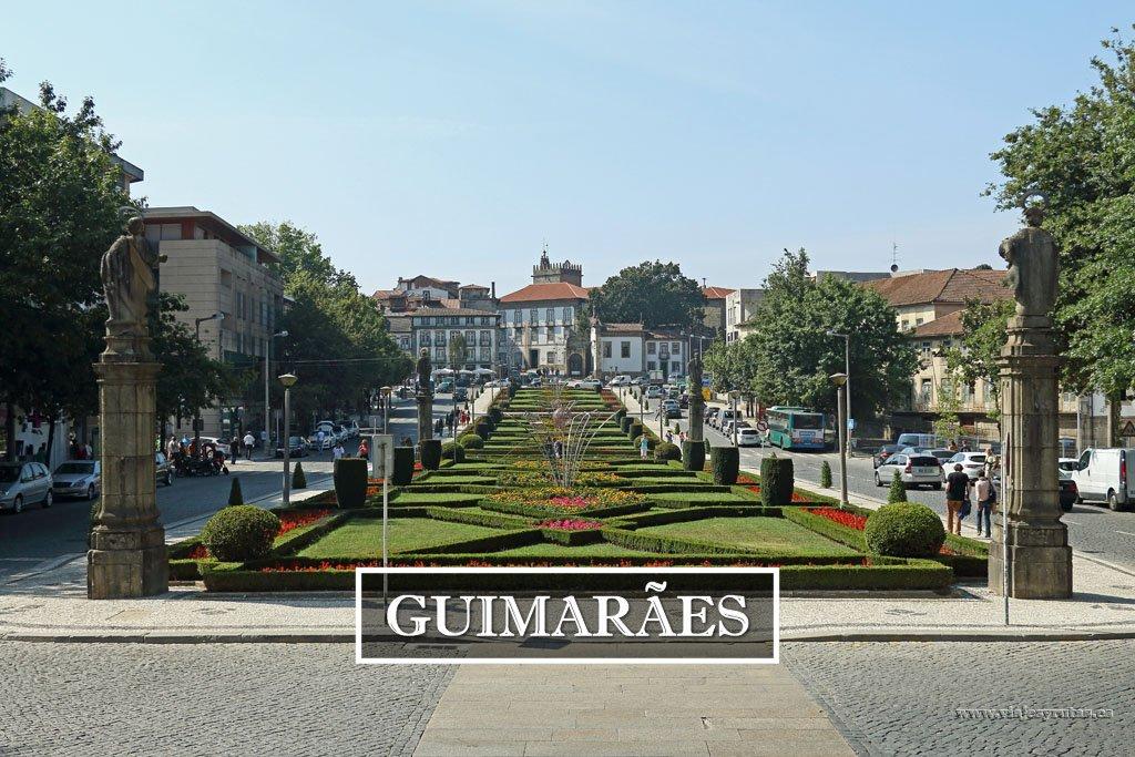 Qué ver en Guimarães, cuna de Portugal