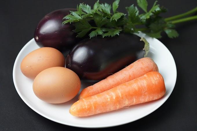 Mengolah Terong dan Telur jadi Hidangan Lezat