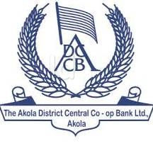 Akola DCC Bank Jobs,latest govt jobs,govt jobs,Banking Officer jobs,Jr Clerk jobs