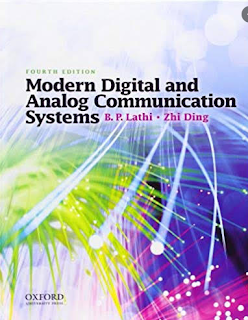Modern Digital And Analog Communication System 4th Edition (B. P. Lathi & Zhi Ding)