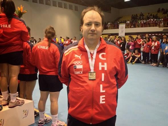 Iñaki Aniz vuelve a Chile