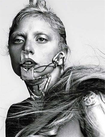 TRANSHUMANISMO, ROBOTS HUMANOS - Página 17 Gaga