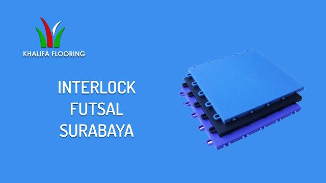 jual lantai interlock futsal di surabaya