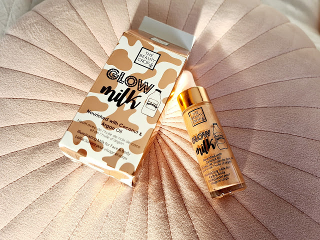 The Beauty Crop Glow Milk review
