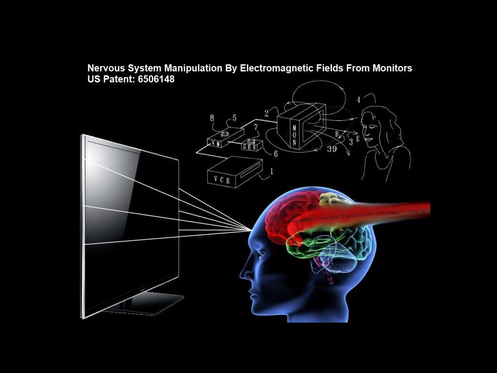 Patente dos EUA confirma manipulação mental através do seu computador e TV