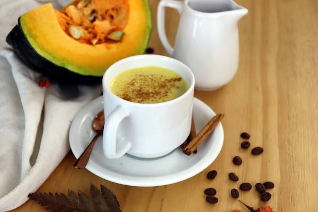 Cappuccino de abóbora