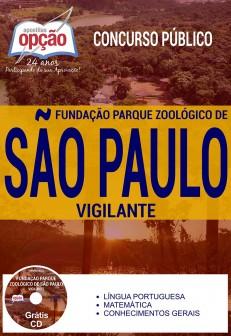 Apostila Zoológico SP 2017 Vigilante
