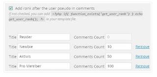 rank-setting-comment-wordpress
