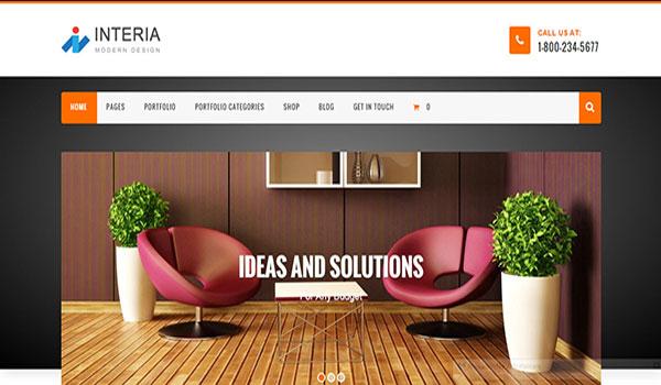 Interia-Responsive-WordPress-CMS-Theme