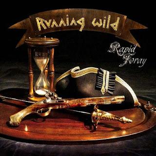 """Το lyric video των Running Wild για το τραγούδι """"Black Bart"""" από τον δίσκο """"Rapid Foray"""""""