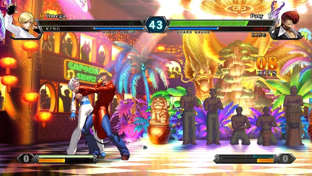 Download The King of Fighters 13 PC Games Gameplay
