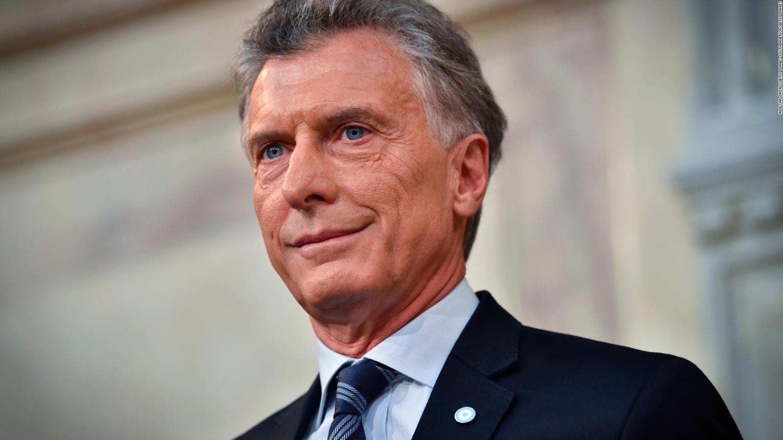 """Mauricio Macri: """"La expresidenta no está bien, no sé si alguna vez lo estuvo"""""""
