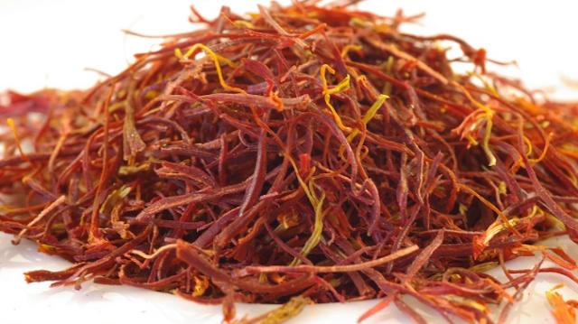 Saffron/Kesar/Zafaran Spice Benefits for Skin