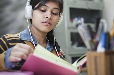 Music, study listing music