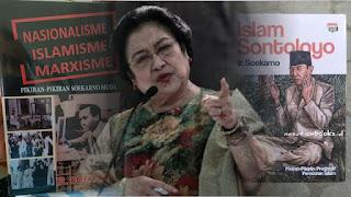 Megawati Usul ke Nadiem, Buku Sukarno Masuk dalam Kurikulum