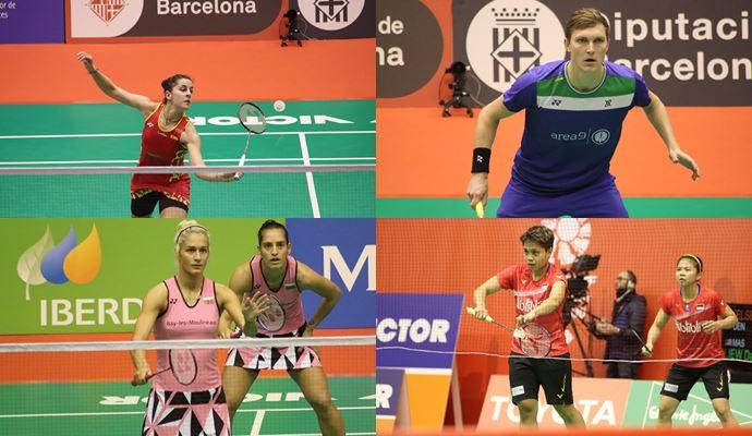 final Barcelona Spain Masters 2020 Super 300