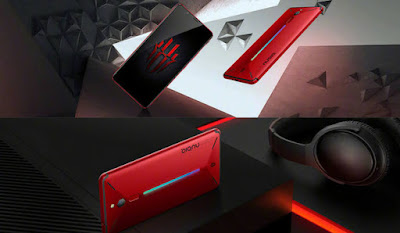 نسخة  Nubia Red Magic ياتي بسرعة شحن 80 واط