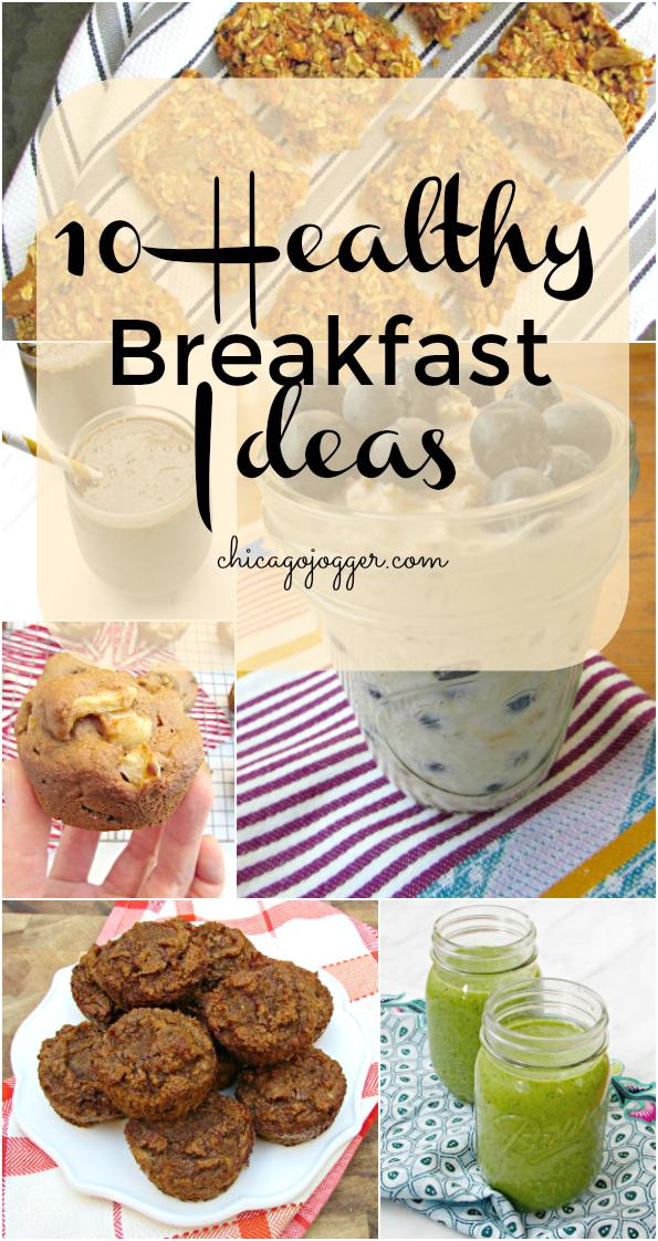 10 Healthy Breakfast Ideas Chicago Jogger