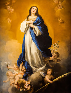 The Blessed Virgin Mary, Mother of God